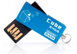USB Flash (флешка) GOODRAM Cube 32Gb описание
