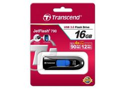 USB Flash (флешка) Transcend JetFlash 790 16Gb (черный) стоимость