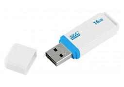 USB Flash (флешка) GOODRAM 8GB UMO2 WHITE USB 2.0 (UMO2-0080W0R11) описание