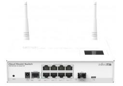 Роутер MikroTik CRS109-8G-1S-2HnD-IN недорого