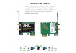 Wi-Fi адаптер Asus PCE-AC51 в интернет-магазине