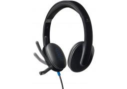 Гарнитура Logitech USB Headset H540 цена
