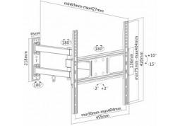 Настенное крепление Brateck LPA52-443 описание
