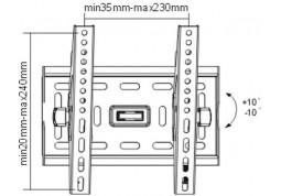 Настенное крепление i-Tech PLB-6 цена