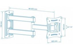 Настенное крепление Walfix R-283B описание