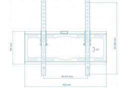 Настенное крепление Walfix TV-40B дешево