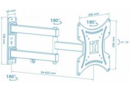 Настенное крепление Walfix R-353B цена
