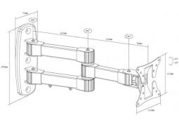 Настенное крепление X-Digital STEEL SA145 недорого