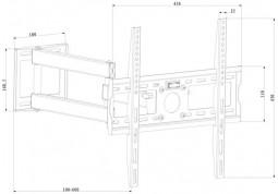 Настенное крепление X-Digital STEEL SA345 дешево