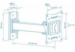 Настенное крепление Walfix R-263B дешево