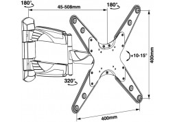 Настенное крепление Walfix R-392B цена