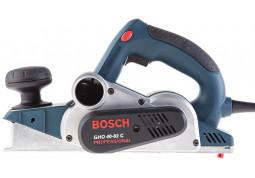 Электрорубанок Bosch GHO 40-82 C 060159A760 отзывы