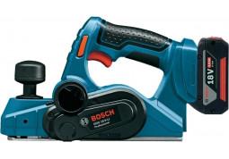 Электрорубанок Bosch GHO 18 V-LI 06015A0303 описание