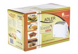 Тостер Adler AD 3201 в интернет-магазине