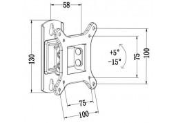 Настенное крепление i-Tech LCD-310 в интернет-магазине