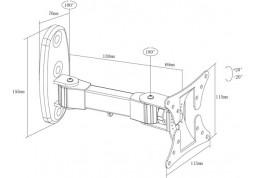 Настенное крепление X-Digital STEEL SA125 дешево