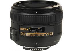 Объектив Nikon 50mm f/1.8G AF-S Nikkor - Интернет-магазин Denika