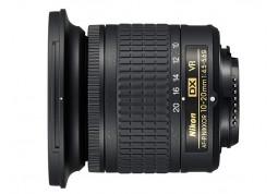 Nikon 10-20mm f/4.5-5.6G VR AF-P DX Nikkor отзывы
