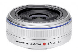 Объектив Olympus 17mm 1:2.8