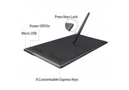 Графический планшет Huion INSPIROY Q11K в интернет-магазине
