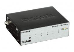 Коммутатор D-Link DGS-1005D описание