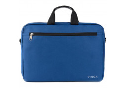"""Сумка для ноутбуков Vinga 15.6"""" NB110BL blue (NB110BL) фото"""
