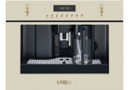 Встраиваемая кофеварка Smeg CMS8451A отзывы