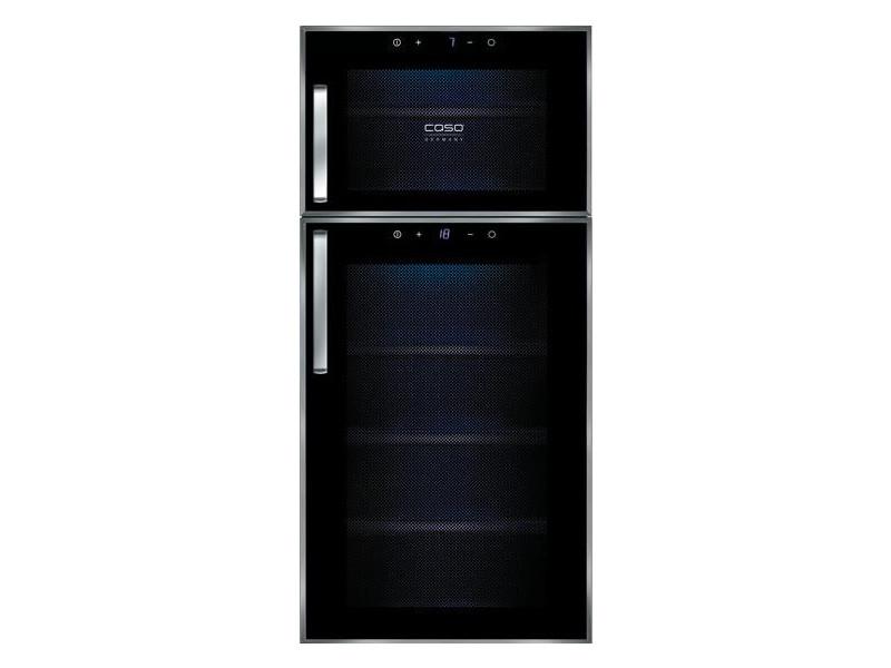 Винный шкаф Caso WineDuett Touch 21 (635)