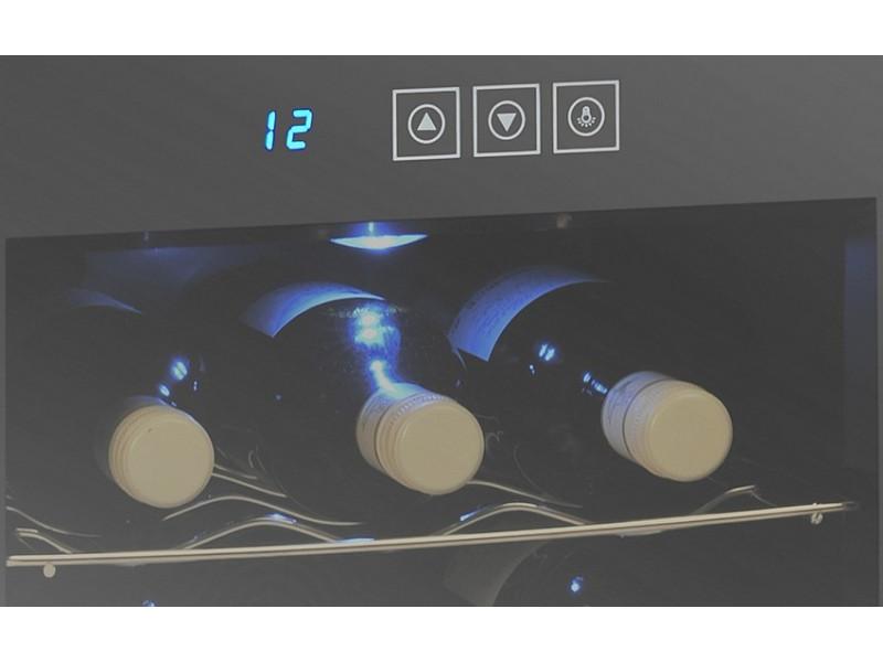 Винный шкаф Hyundai VIN 12A отзывы