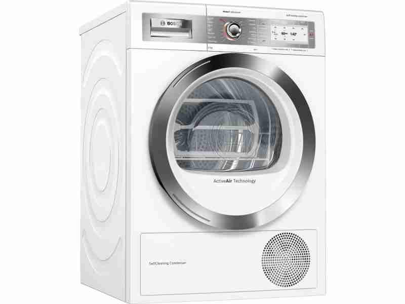 Сушильная машина Bosch WTY87783PL