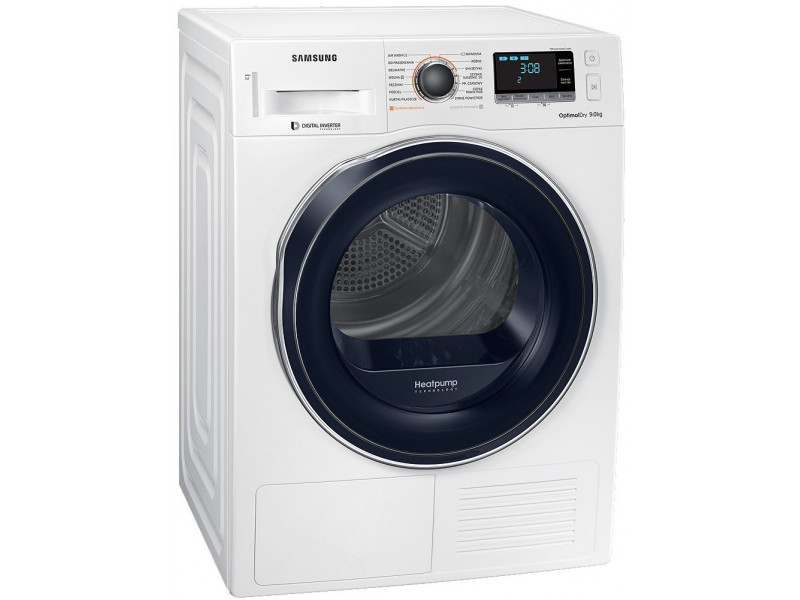 Сушильная машина Samsung DV90M6200CW отзывы