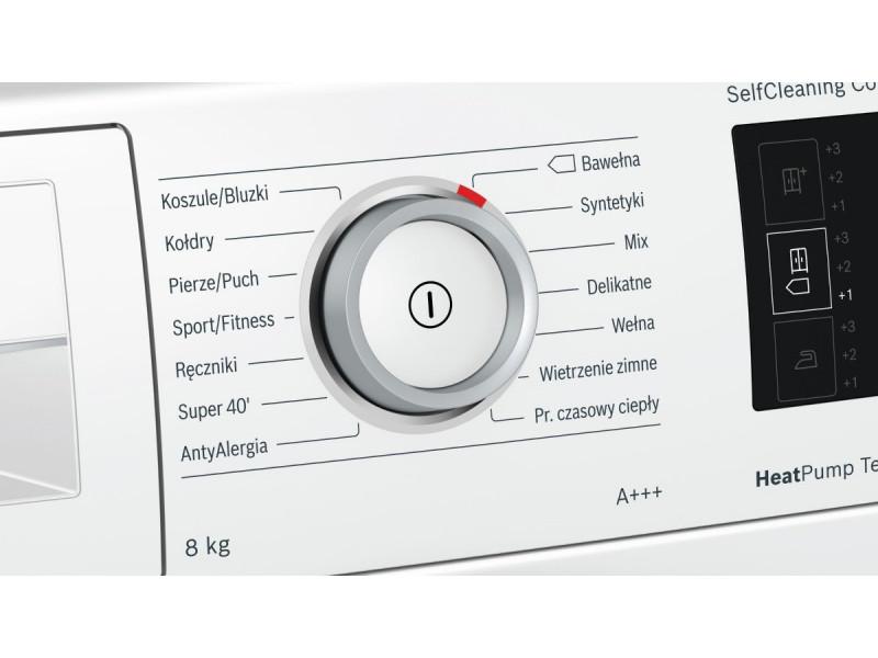 Сушильная машина Bosch WTW876E0PL в интернет-магазине