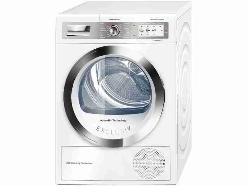 Сушильная машина Bosch WTY87781OE