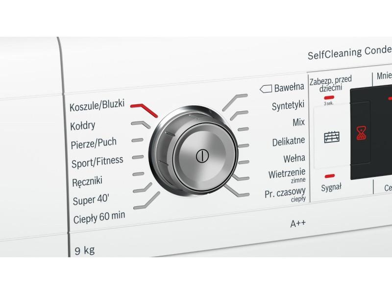 Сушильная машина Bosch WTW85561PL цена