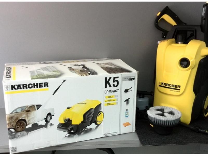 Мойка высокого давления Karcher K 5 Compact (1.630-720.0) стоимость