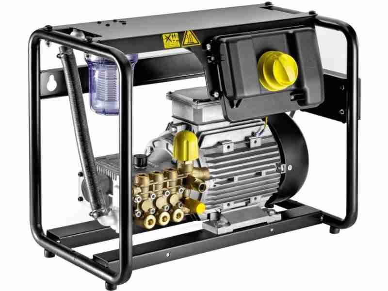 Мойка высокого давления Karcher HD 9/18-4 Cage Classic (1.367-315.0)