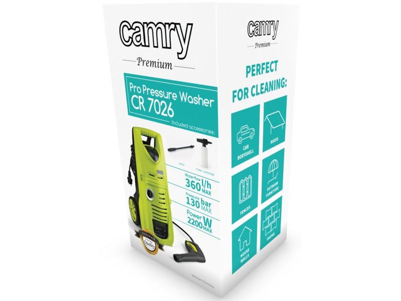 Мойка высокого давления Camry CR 7026 фото