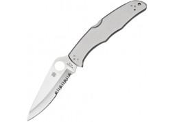 Походный нож Spyderco Delica 4 Stainless Steel