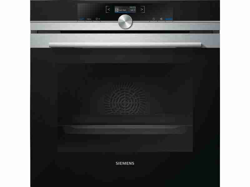 Духовой шкаф Siemens HB634GHS1