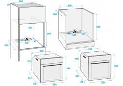 Духовой шкаф Beko BIE25300X в интернет-магазине