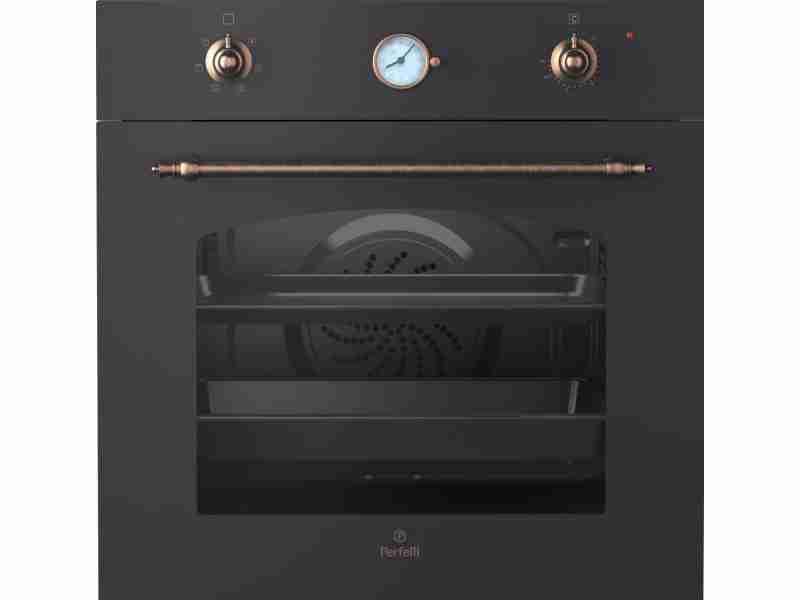 Духовой шкаф Perfelli BOE 662 BL Retro