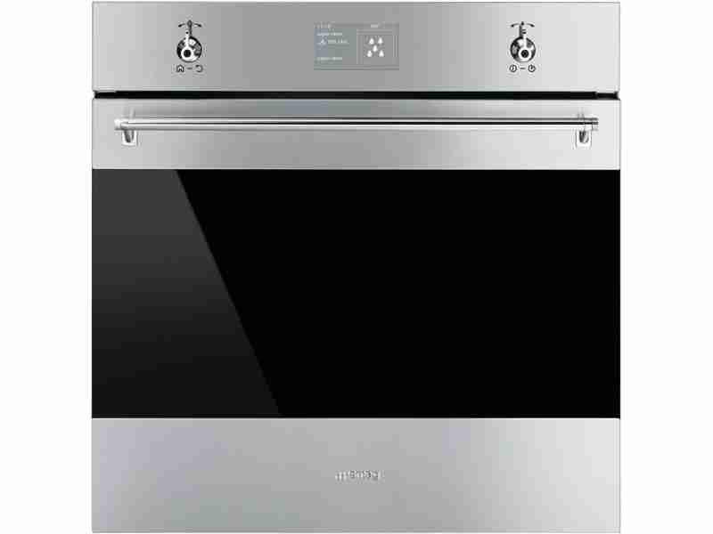 Духовой шкаф Smeg SF6395XE