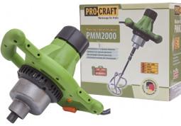 Миксер строительный Pro-Craft PMM-2000 купить