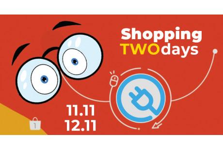 Shoppind TWOdays